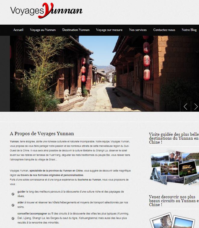 voyage yunnan