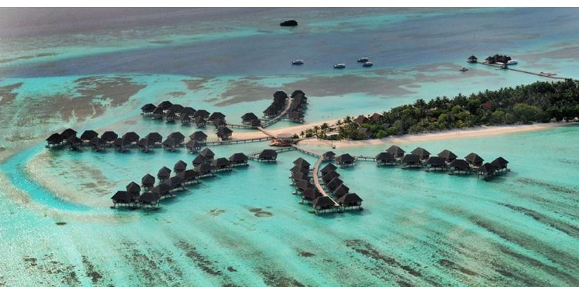 Islands : New fashionable destination