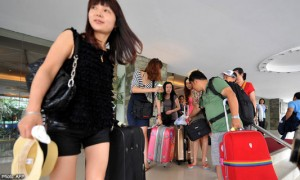What do Chinese tourists want in 2014 ?