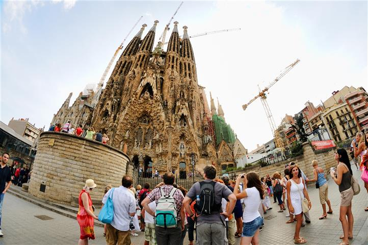 What do Chinese Tourists want to see in Spain ?