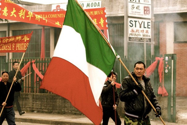 How Italy became the first « welcome Chinese » country ?