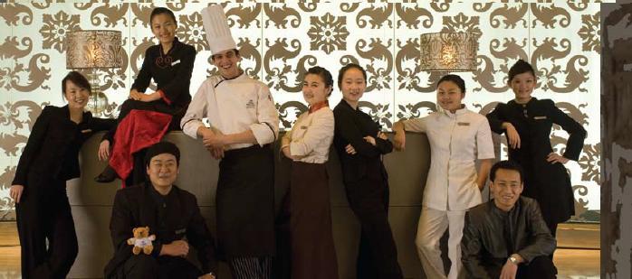 Chinese-Hotel-Staff
