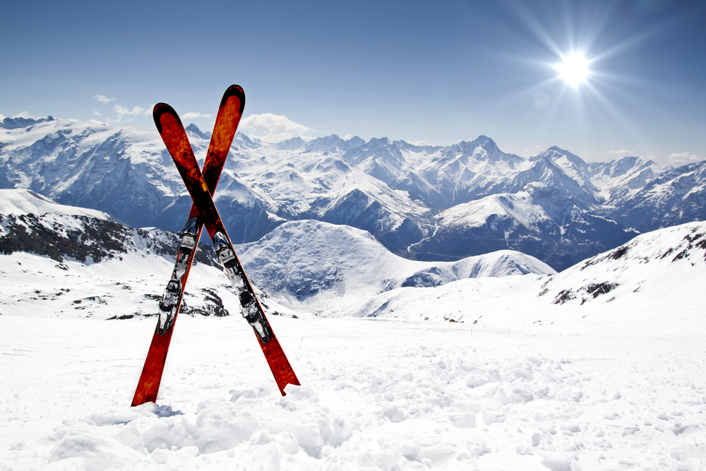 Skiing is the new trend in Chinese outbound tourism