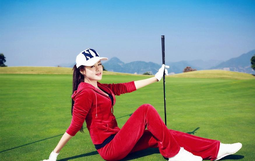 How do rich Chinese choose their Golf destination ?
