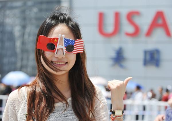 Chinese tourists rush to the USA!