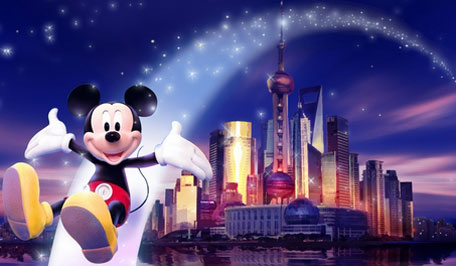Chinese tourists eager to see Disneyland Shanghai