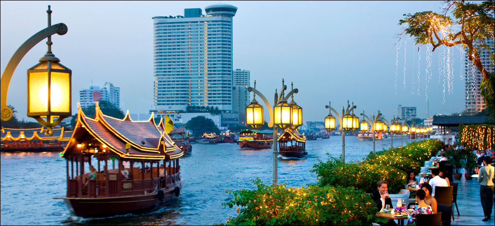 5 reasons why Chinese tourists like to travel to Thailand?