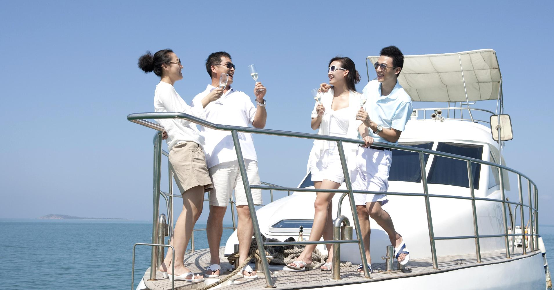 Chinese rich millenials spend $65,000 on travel per year !