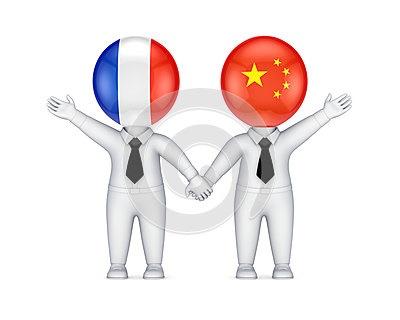 concept-franais-chinois-de-coopration-29595741