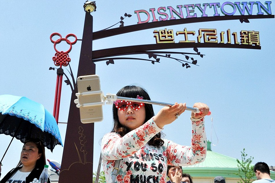 Chinese Travellers spent $73.7 million Each Day in US