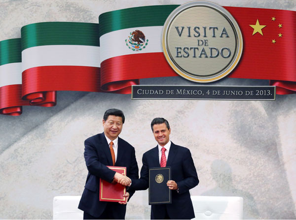 525,000 Chinese Tourists Visit Mexico Every Year ! (+35% increase)