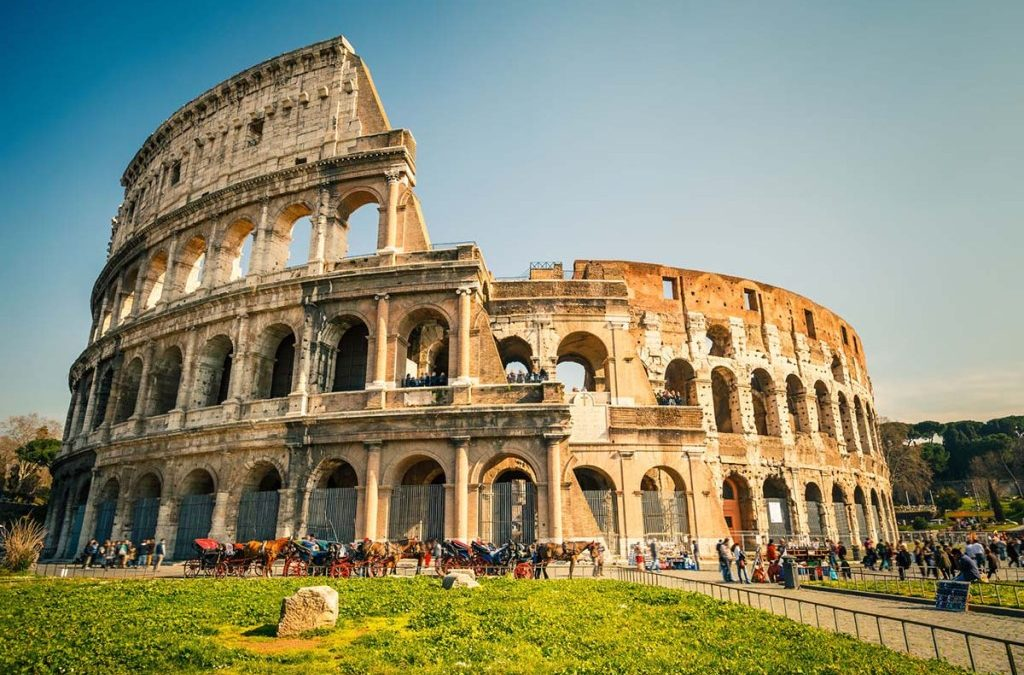 Italy is a top Destination for Chinese tourists