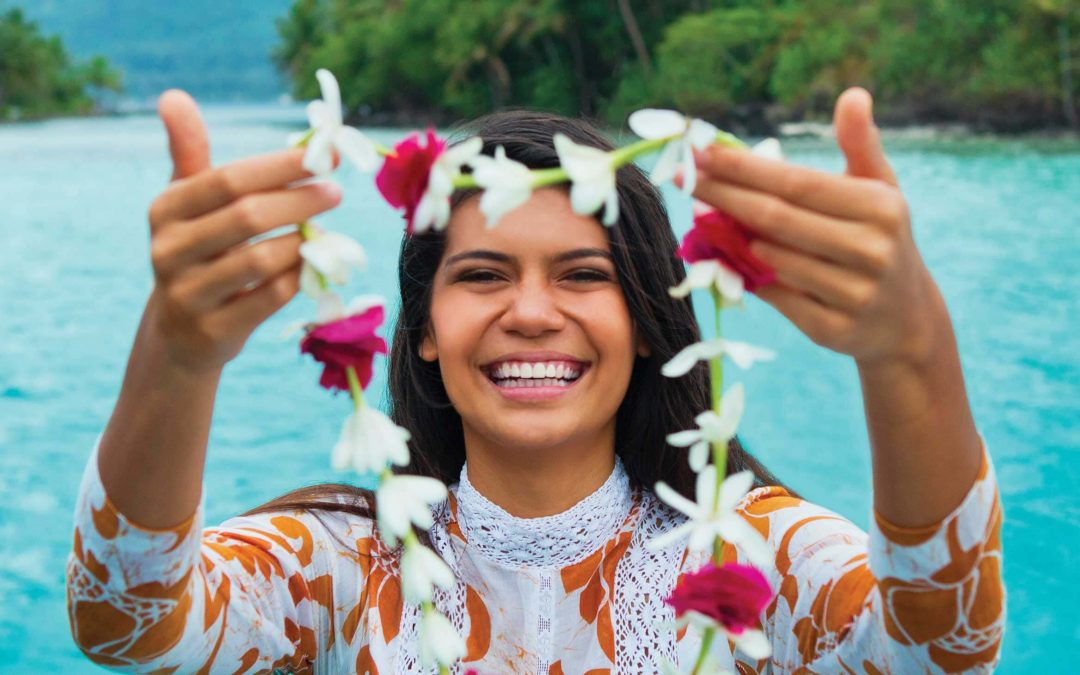 Wealthy Chinese Tourists to Tahiti