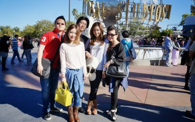 American Cities connect with Chinese Tourists through Digital marketing Campaign