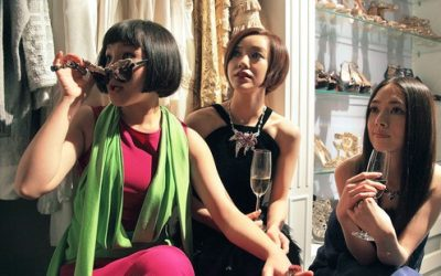 Ritzy Raffles Hotel Attracts more and more Chinese Travelers