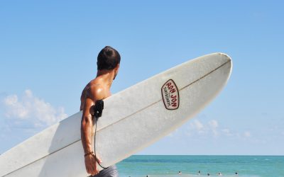 Why surfing is getting more and more popular in China