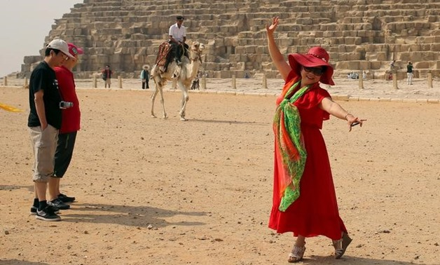Egypt, the favourite African destination for Chinese tourists